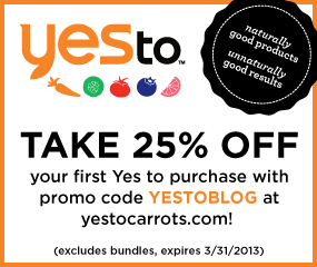 yes to Grapefruit coupon