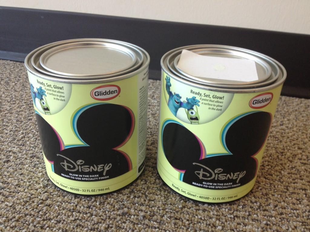 Disney Glidden Ready Set Glow