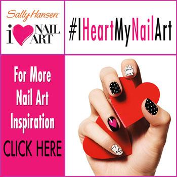 Sally Hansen I love nail art