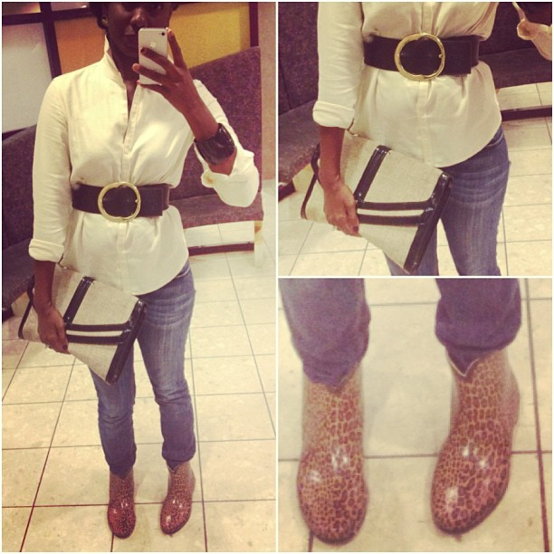 What I Wore 071513