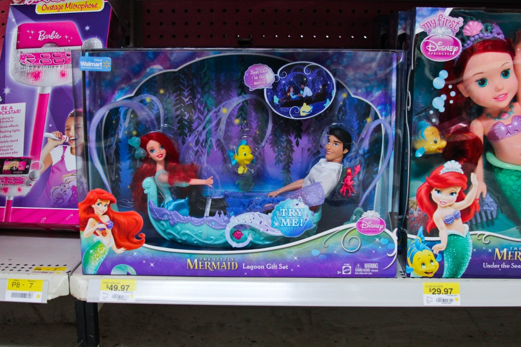 The Little Mermaid #shop
