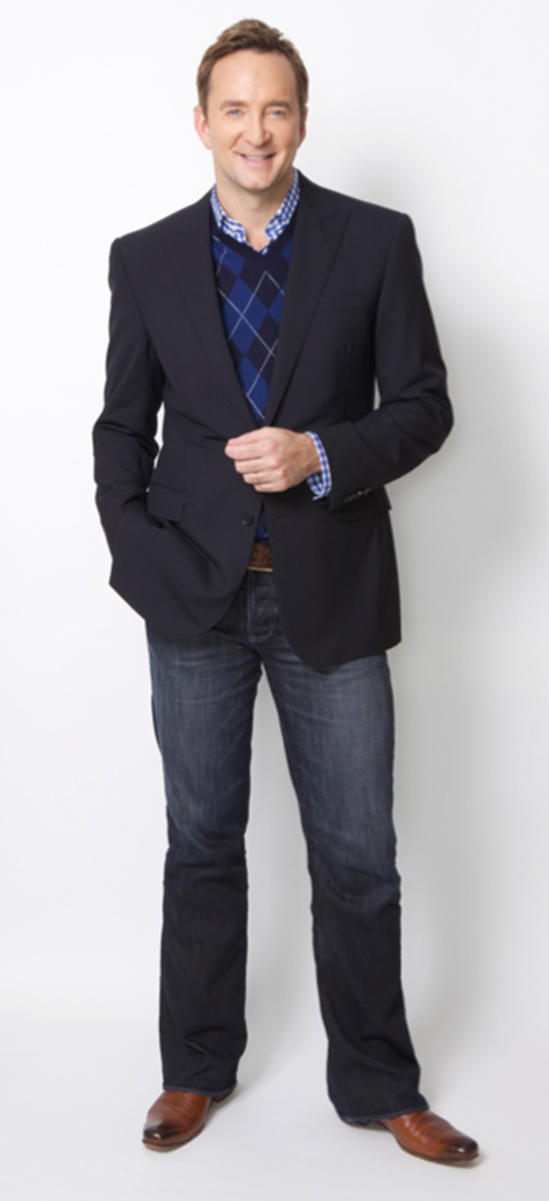 Clinton Kelly, What Not to Wear, The Chew
