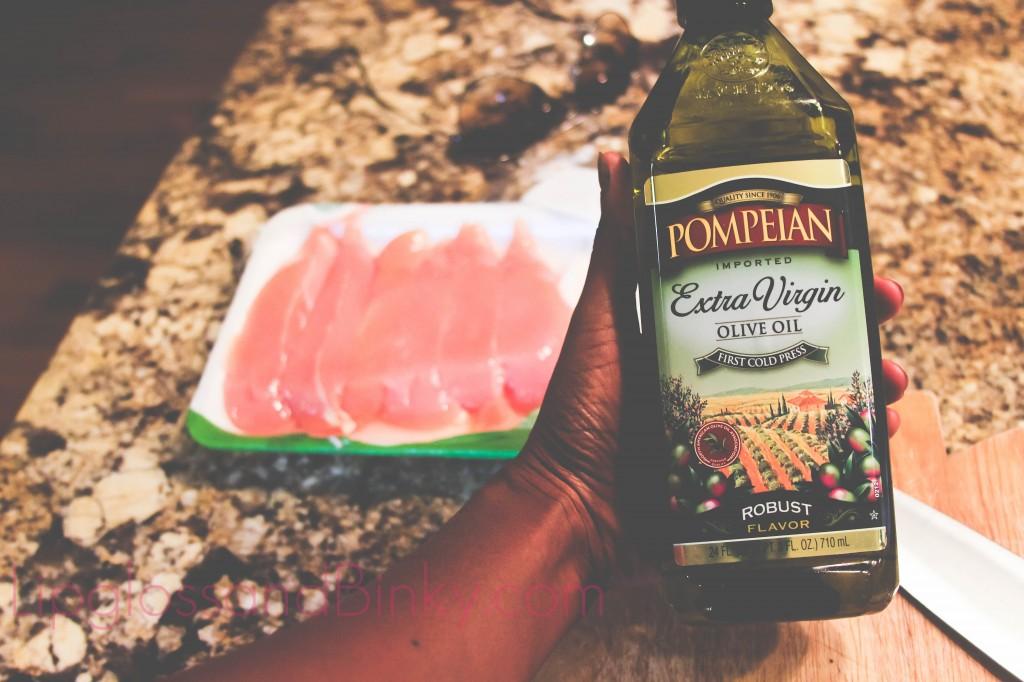 Pompeiin Olive Oil