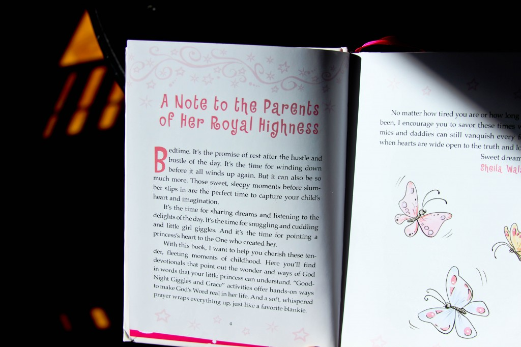 God's Little Princess Devotional