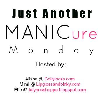MANICure Monday Badge