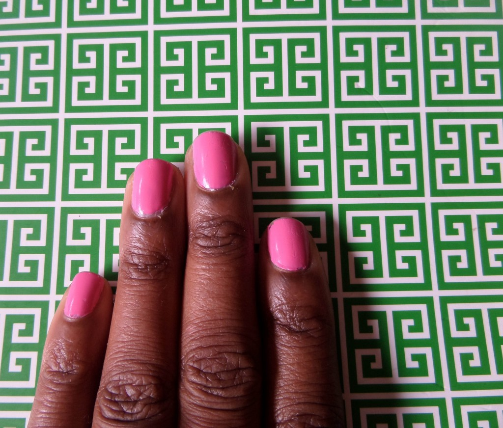 Sinful Colors Forever PInk