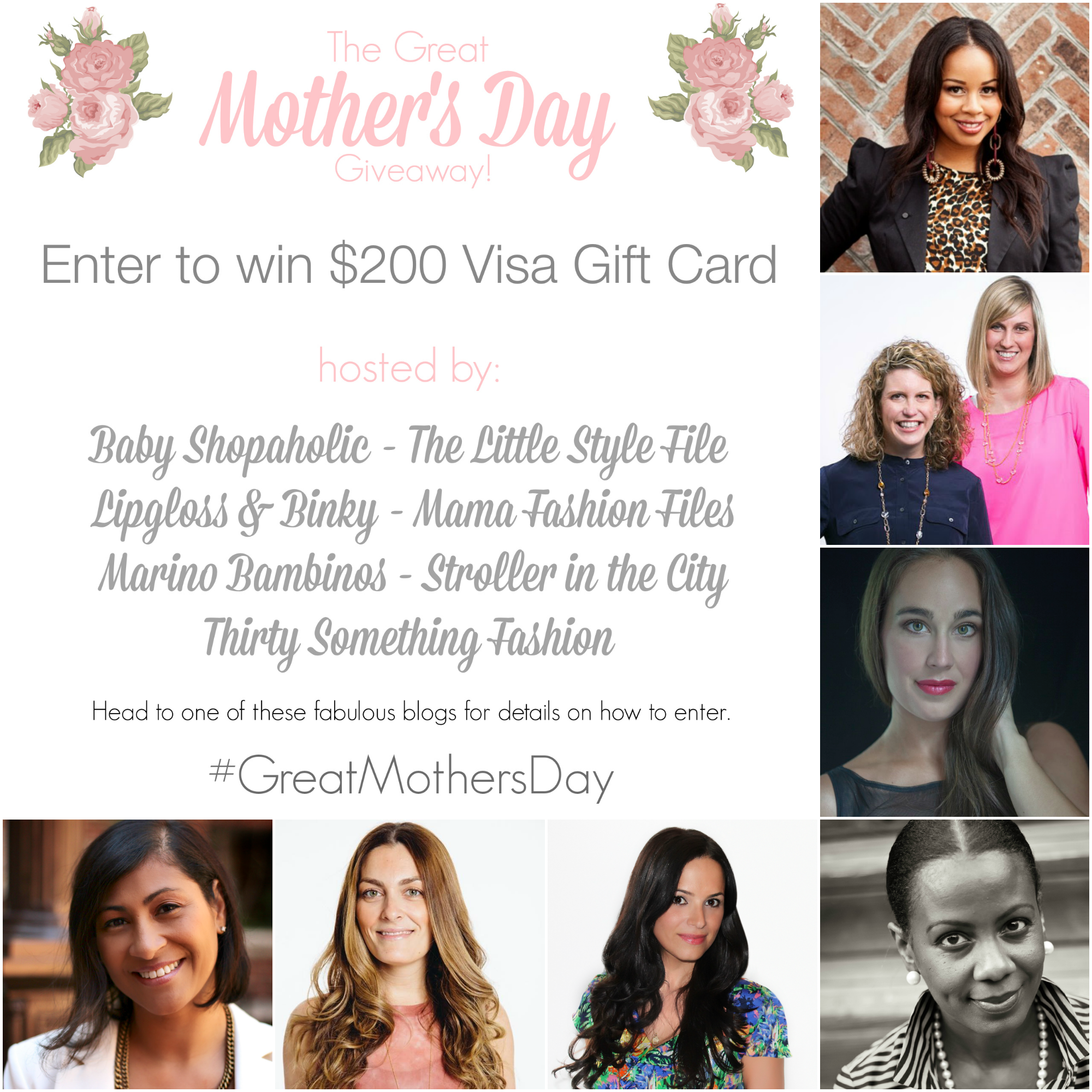 Motherday giveaway