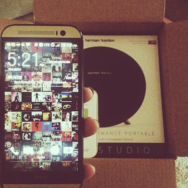 HTC One Harmon Kardon