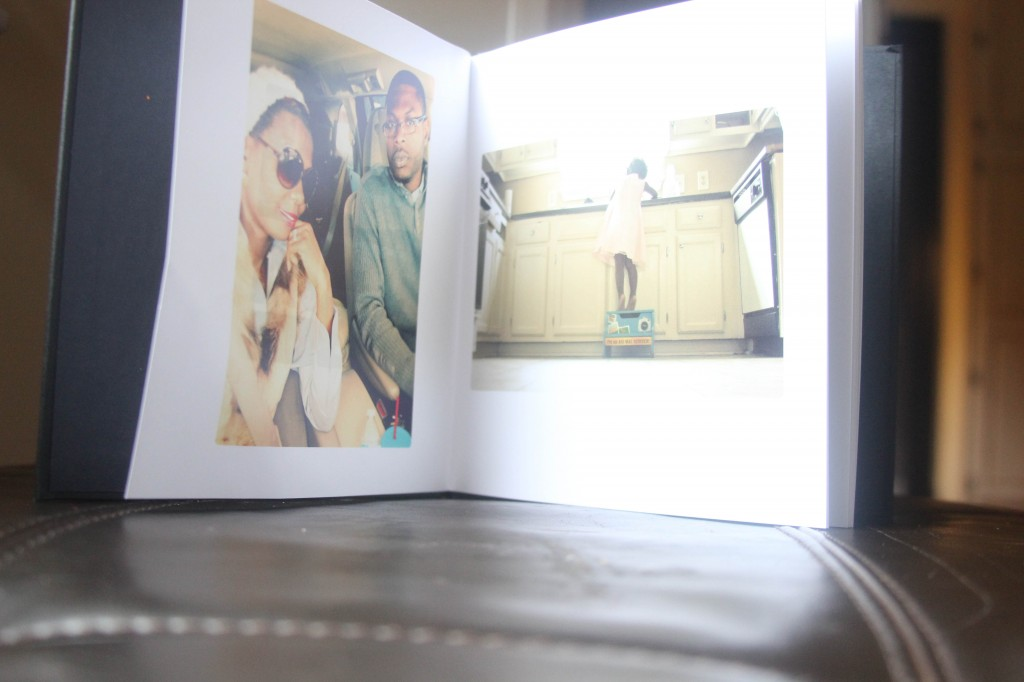 Mosaic photo book