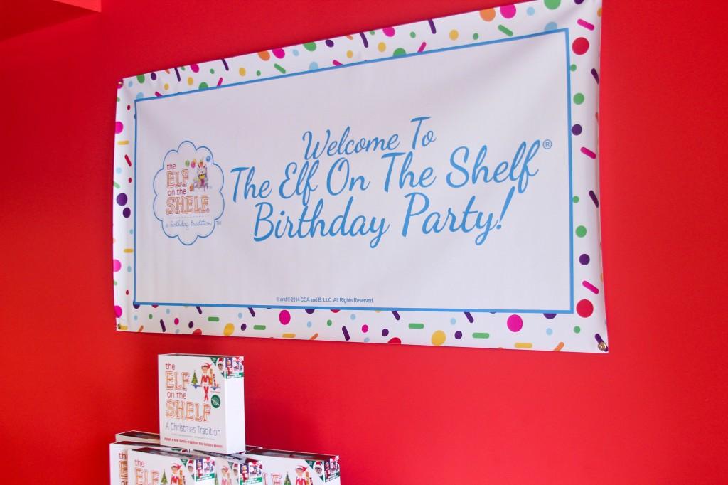 Elf Birthday