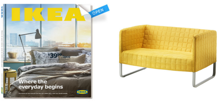 2015 ikea catalog 100 giveaway for Ikea free couch giveaway