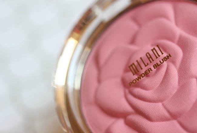 Milani Romantic Rose, Blush for Dark Skin, Milani Cosmetics
