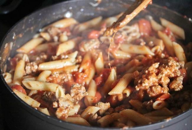 skillet lasagna resize
