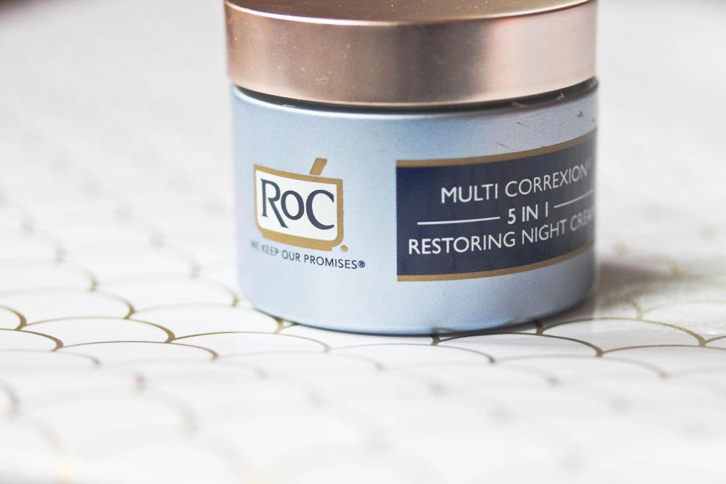 RoC 5 in 1 correxion night cream