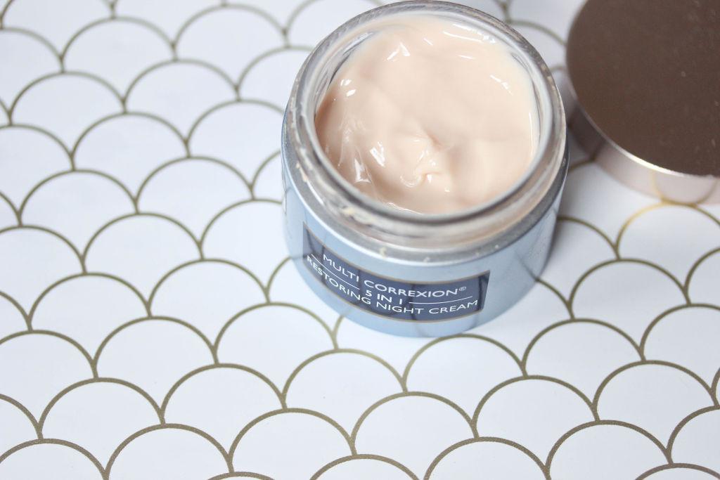 Roc 5 in 1 restoring night cream