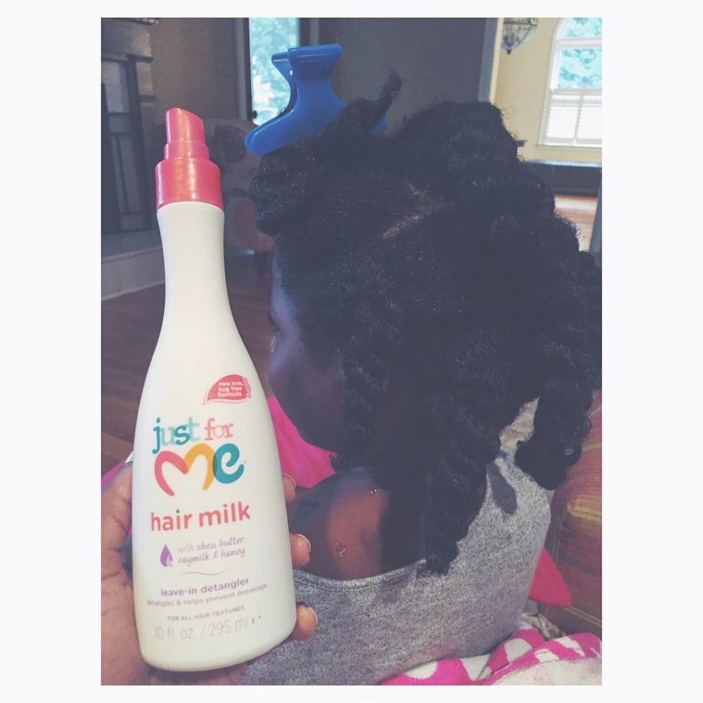 Just For Me Hair Milk