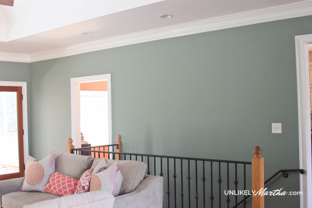 Ace Hardware 31 Days Of Color Living Room Makeover