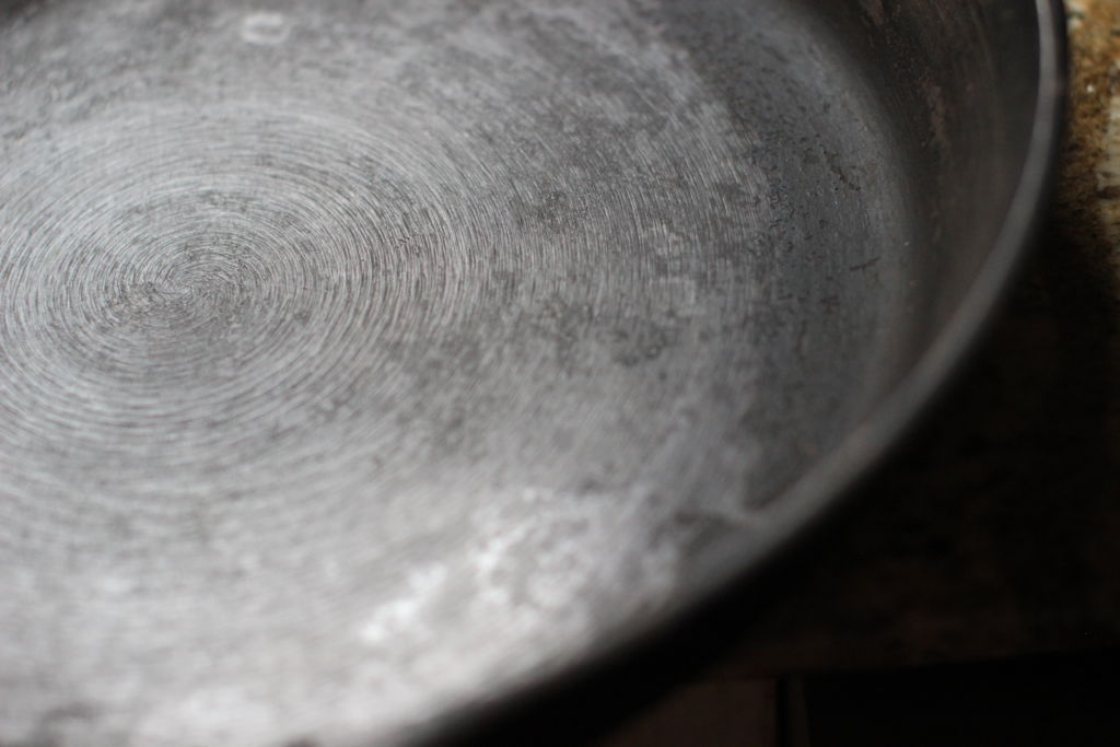 How the season a cast iron skillet