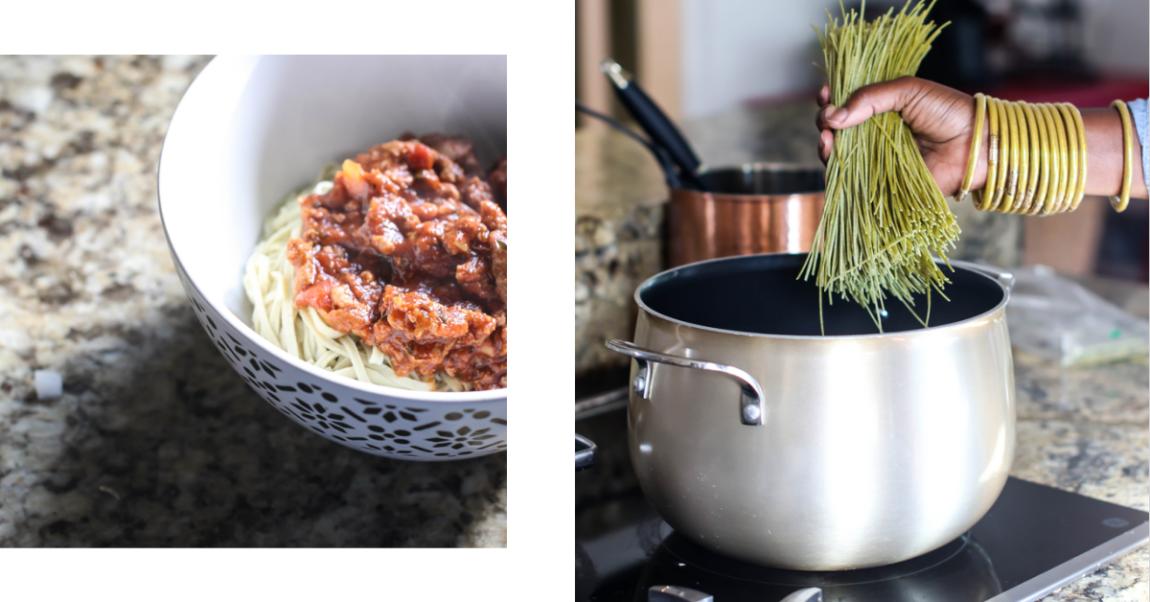 edamame spaghetti recipe